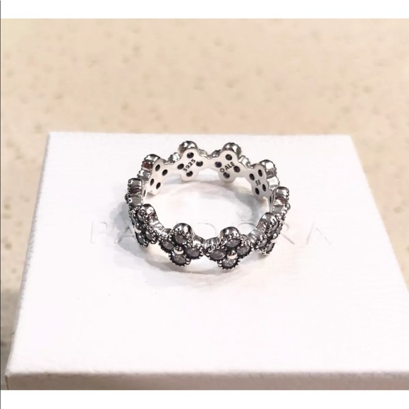 f60737b79 Pandora Jewelry | Oriental Blossom Clear Cz Ring 191000cz | Poshmark